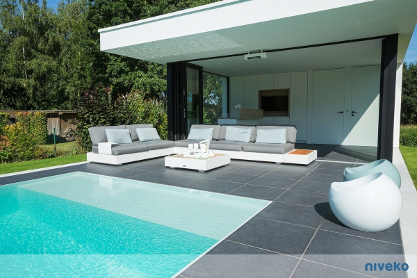 Niveko pool bildgalleri haddock pool relax for Piscine poolman